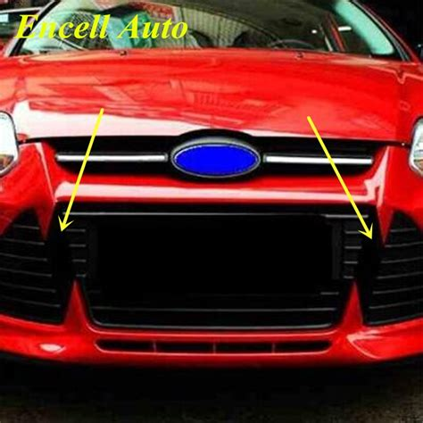 Hot Sale Car Carbon Fiber Sticker Front Grill Stickers For