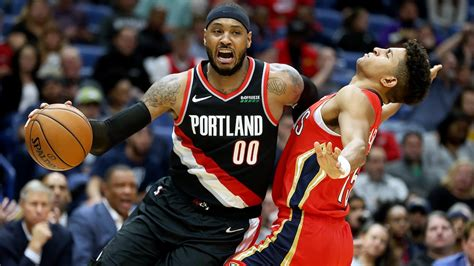 Carmelo Anthony takes new outlook with new team | NBA