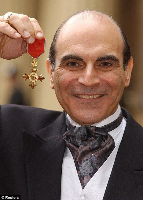 David Suchet to play Hercule Poirot for the last time