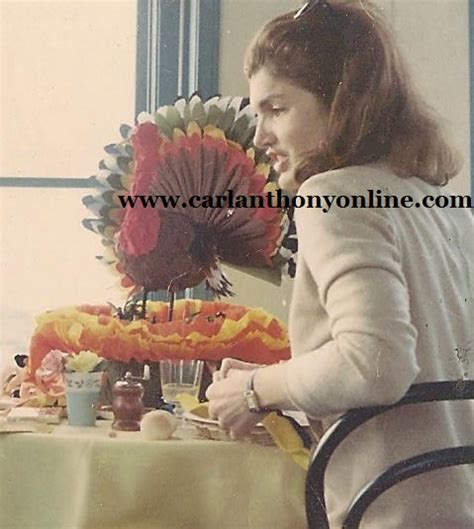 Thanksgiving with Mid-Century Modern First Ladies