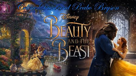 Beauty and the Beast - Celine Dion and Peabo Bryson