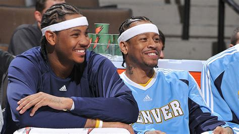 Allen Iverson says Carmelo Anthony should not retire: He's