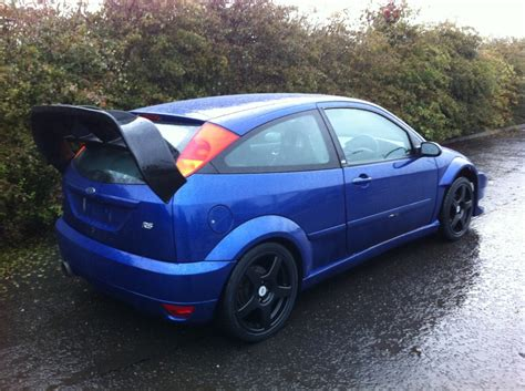WRC Kitted MK1 Focus RS £4500 - PassionFord - Ford Focus