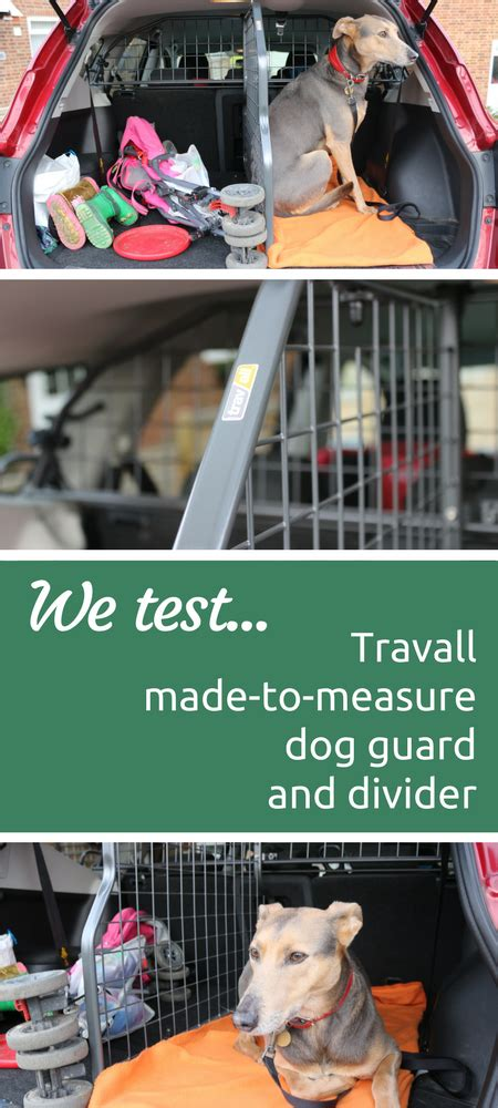 Car dog guard by Travall: A review of a dog guard and