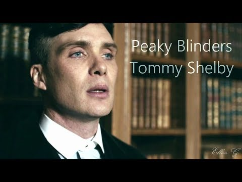 Thomas Shelby tattoo from BBC show Peaky Blinders