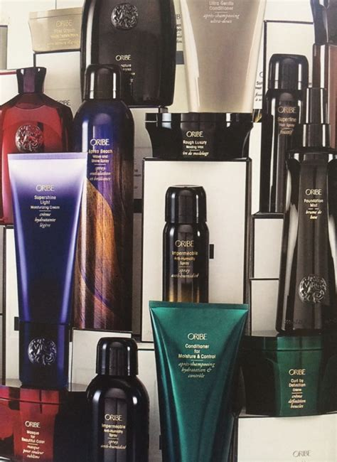 ORIBE HAIR CARE EXCLUSIVE TO RAW ANTHONY NADER - RAW