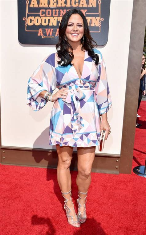 Sara Evans from American Country Countdown Awards 2016 Red