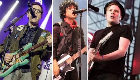 """Green Day, Weezer, Fall Out Boy Announce """"Hella Mega Tour"""