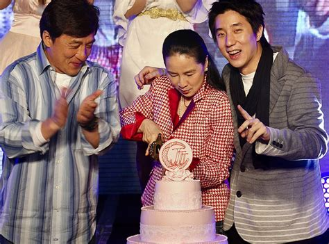 Jackie Chan family: siblings, parents, children, wife
