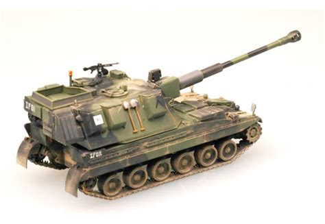 Cannons, howitzers and self-propelled guns : AS-90 SPG