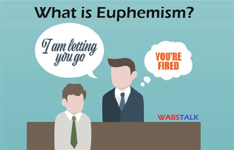 What is Euphemism | Some Great Examples of Euphemisms