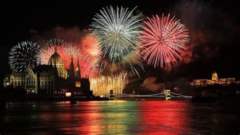 New Year' Eve and New Year's Day In Budapest 2018-2019