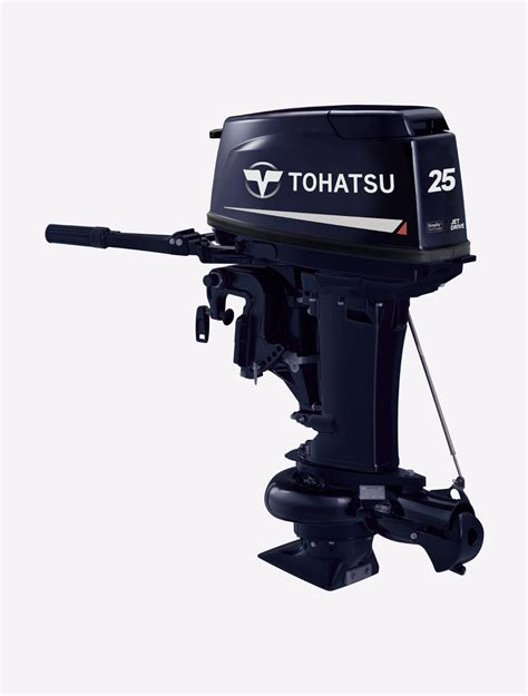 M25H JET | Mid range | OUTBOARDS | TOHATSU outboard motors