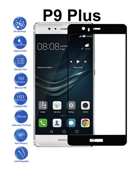 Cristal Protector Huawei P9 Plus (Completo)