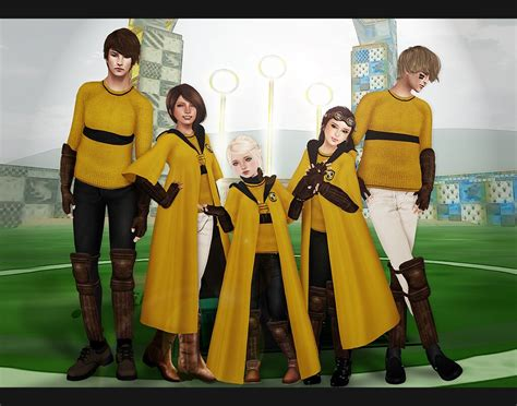 H:YS Hufflepuff Team | So we haven't quite formed a full