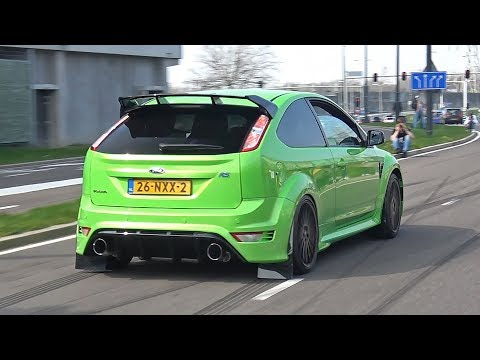 We rode shotgun in the new 345bhp Ford Focus RS