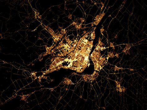marc khachfe composes intricate nighttime images from space