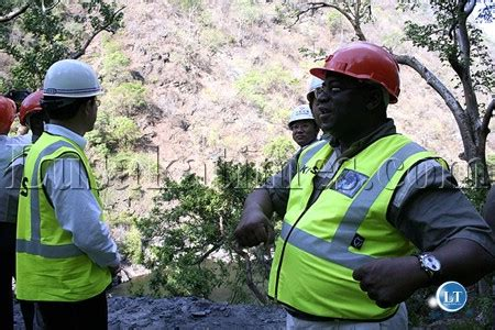 Zambia : RB commissions $2bn Kafue Gorge Lower Hydro