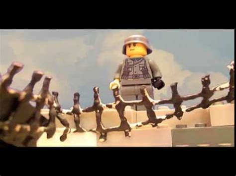 D-Day Omaha Beach - A Lego Movie by Morrison Brother