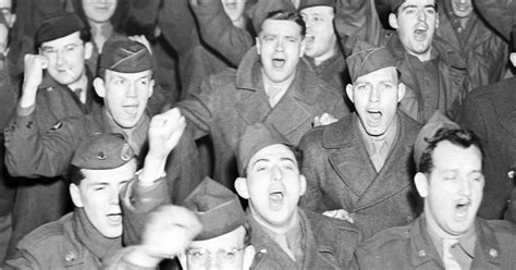 Why WWII Soldiers Mutinied After V-J Day - HISTORY