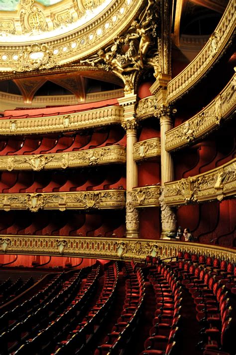Mary's Marvelous Meanderings: Free Day 3! The Paris Opera