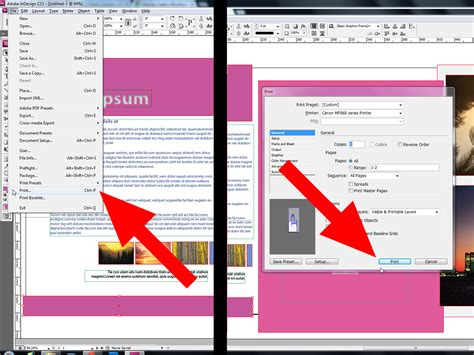 How to Create a Brochure Using InDesign (with Pictures
