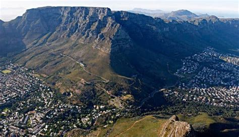 15 Things You Didn't Know About Table Mountain   Cape Town