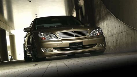 mercedes benz s class w220 tuning cars - YouTube