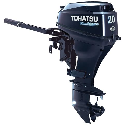 MFS20DS Tohatsu 20 hp 4-Stroke | OnlineOutboards