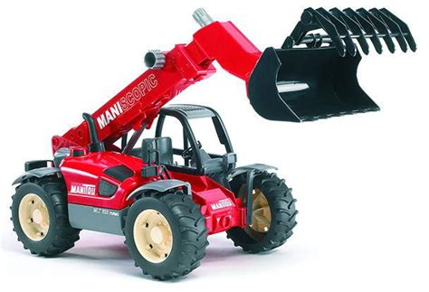 1/16 Bruder Construction   Action Toys